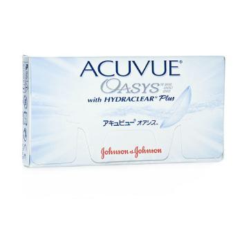 Acuvue Oasys - 6er Box - Johnson&Johnson