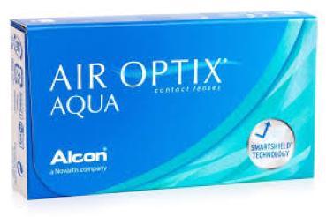 Air Optix Aqua - 6er Box