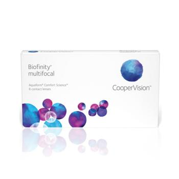 Biofinity Multifocal 3er Box - CooperVision