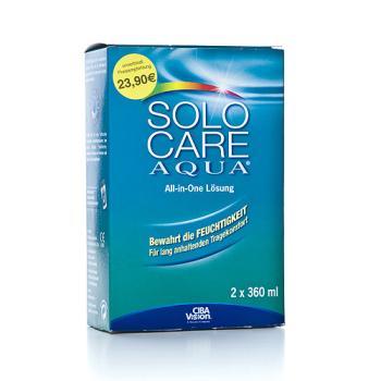 Solo Care Aqua - 3 x 360ml