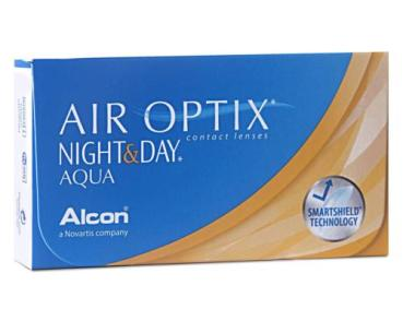 Air Optix Night & Day Aqua - 6er Box