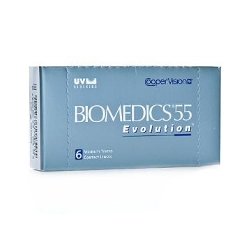 Biomedics 55 UV Evolution - 6er Box