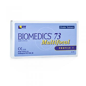 Biometics UV Multifocal , 6er Box