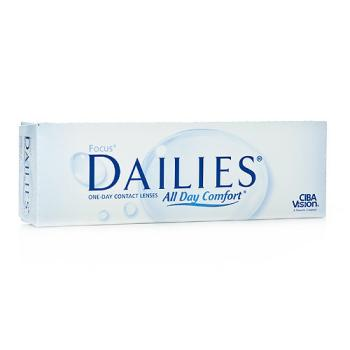 Focus Dailies All Day Comfort 30er Box