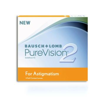 PureVision 2 HD for Astigmatism - 6er Box
