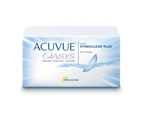 Acuvue Oasys - 24er Box - Johnson&Johnson